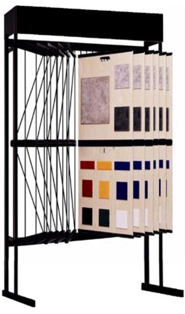 wing tile displays