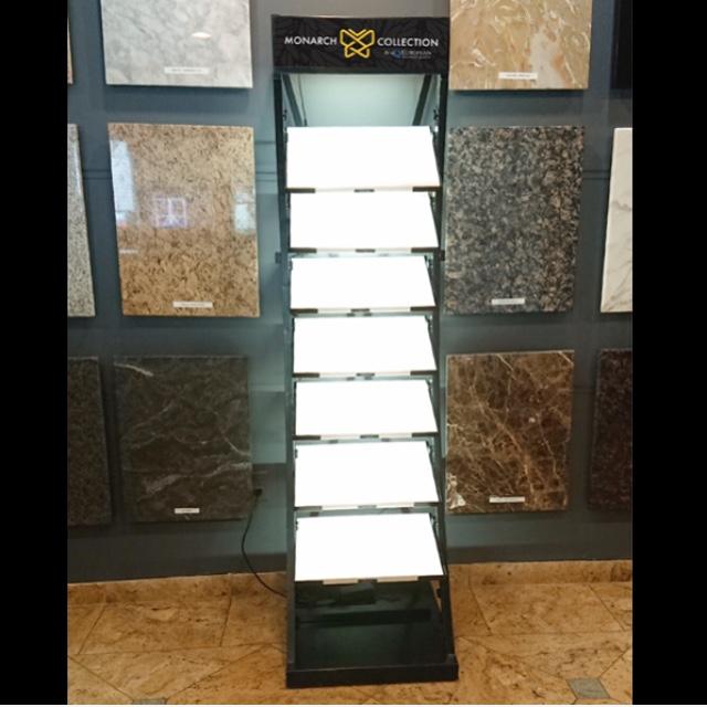 custom tile displays
